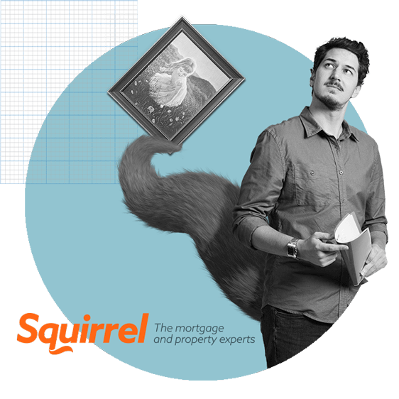 2014 - Squirrel gets a new logo