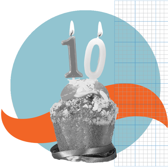 Squirrel's 10 year anniversary