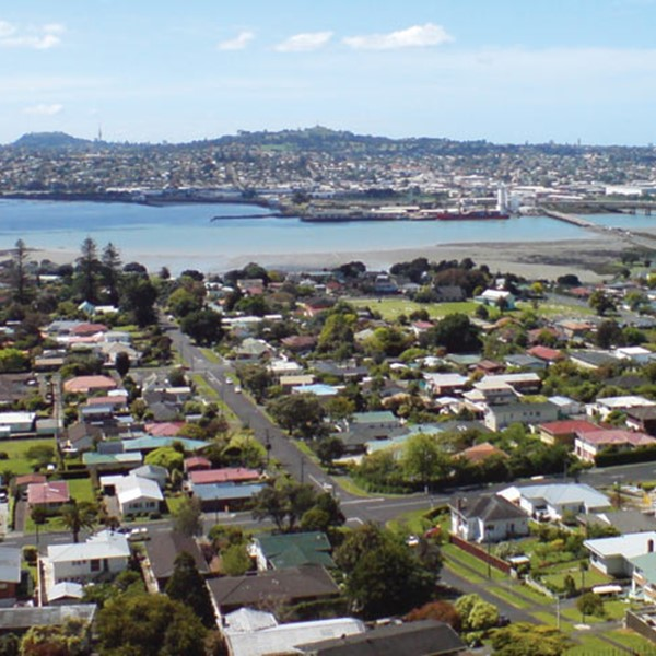 Auckland residential suburb
