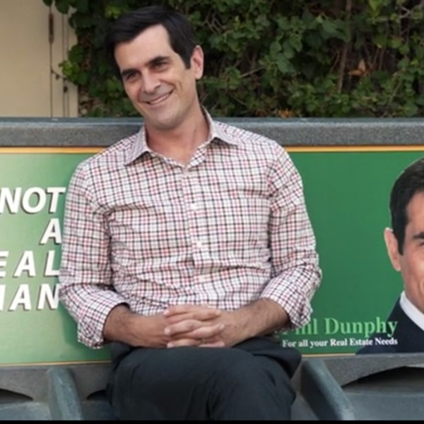 Phil Dunphy, Modern Family Real Estate agent character