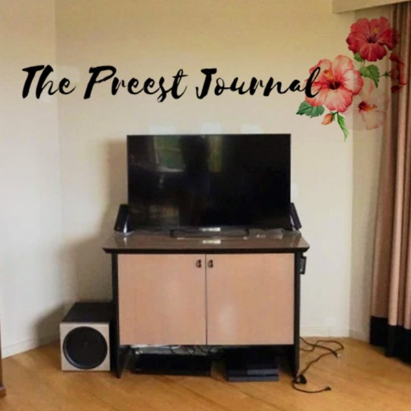 Preest Journal 2 - renovations