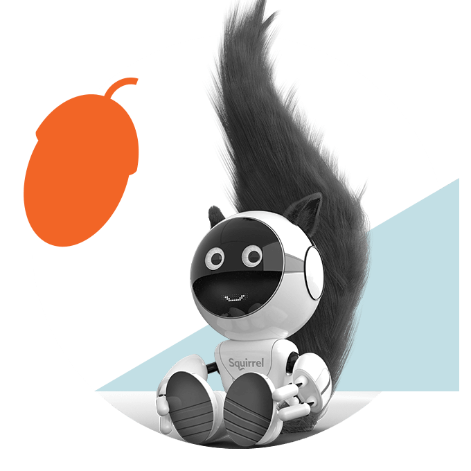 Alan, Squirrel's chatbot