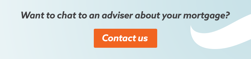 Contact banner, chat to an adviser about your mortgage